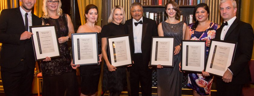 Winners of the World Centre for Employee Ownership Awards 2016