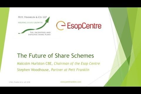 The Future of Share Schemes